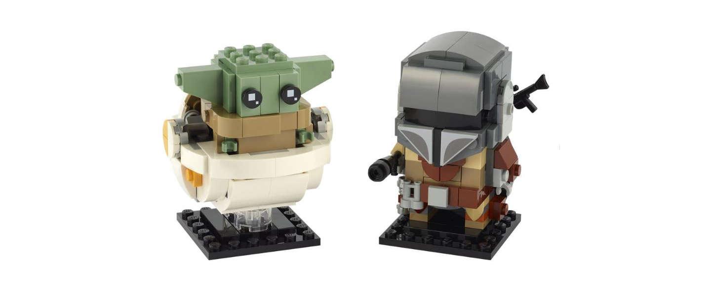 LEGO BrickHeadz zijn het antwoord op Funko-poppetjes