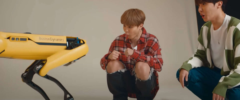 Robots dansen met BTS: Boston Dynamics nu echt van Hyundai