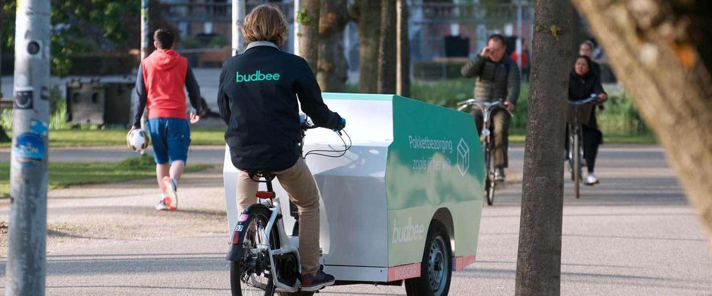 Budbee komt met fossielvrije bezorging in Nederland