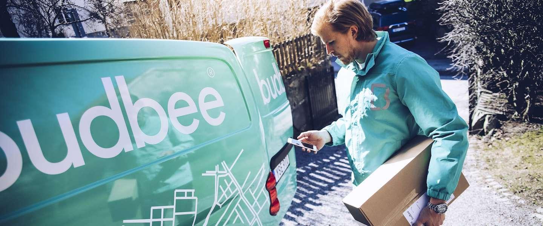 Budbee is de nieuwste bezorgdienst in Nederland