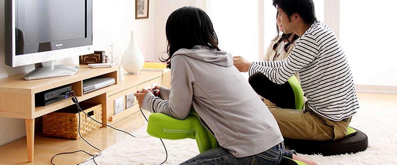 De Buddy gaming chair is al een hit in Japan en moet nog uitkomen