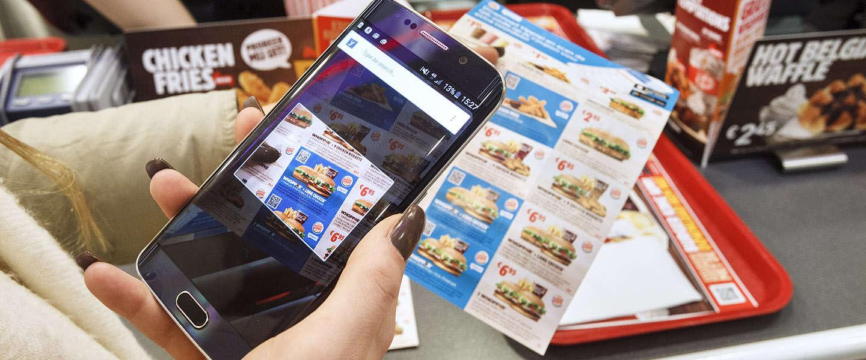 Dynamische prijzen voor jouw Whopper menu bij de Burger King