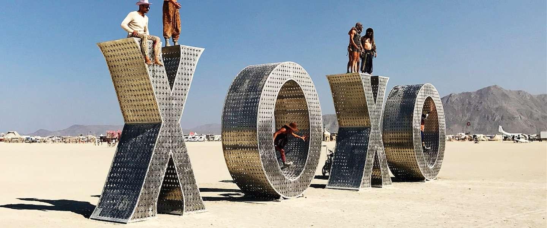 Dit was Burning Man 2017 in 20 foto's
