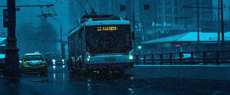 In Google Maps zie je realtime waar je bus of trein is