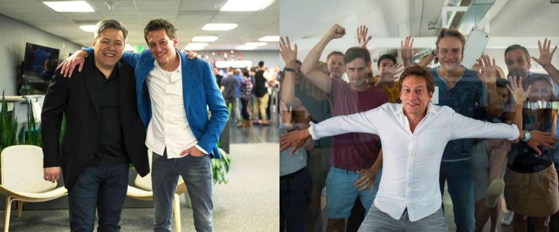 Bynder kaapt grootste concurrent voor $49.1 miljoen weg bij Shutterstock