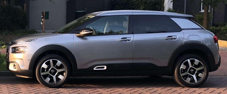 De nieuwe Citroën C4 Cactus breekt traditie en dat bevalt prima