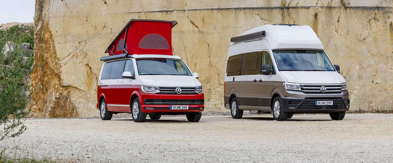 Voor jouw volgende roadtrip, de Volkswagen Grand California