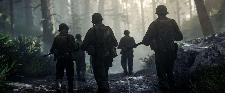 Call of Duty WWII: gewoon ouderwets lekker schieten