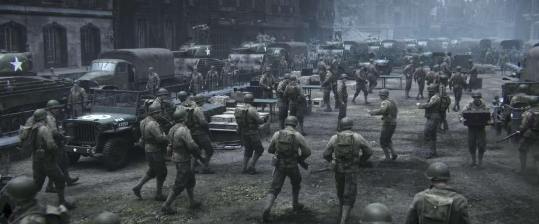 Call of Duty: WWII gaat diep op het verhaal in november