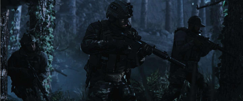 Call of Duty: Modern Warfare nu verkrijgbaar voor PlayStation 4, Xbox One en PC