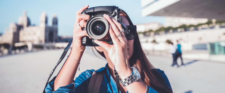 5 tips voor de mooiste foto's met een spiegelreflexcamera