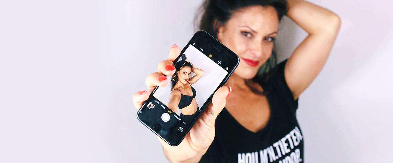 Nieuwe sextingcampagne: 'Hou het lekker voor jezelf'
