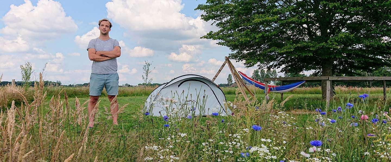 Investeerders steken € 1.000.000 in boekingsplatform Campspace