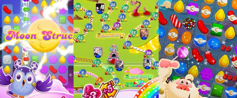 Candy Crush nog steeds mateloos populair