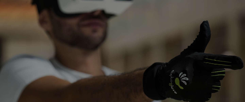 De Captoglove belooft VR-besturing met één hand op Kickstarter