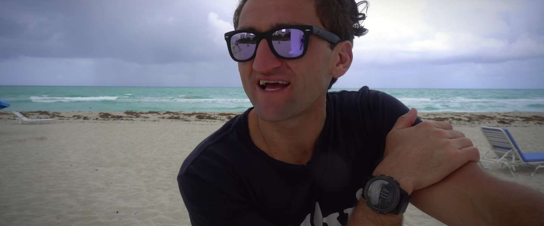 Casey Neistat is terug met z'n vlog