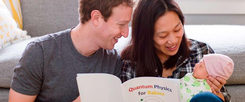 Mark Zuckerberg maakt 3 miljard vrij om alle ziektes uit de wereld te helpen