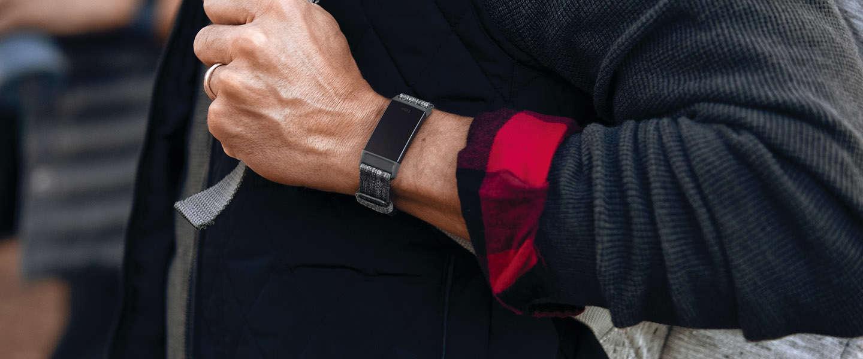 De Fitbit Charge 3 is vanaf 7 oktober verkrijgbaar