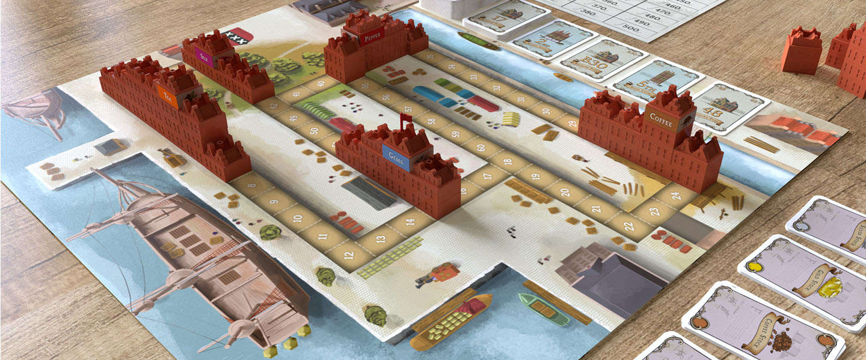Succes op Kickstarter. Is dit bordspel de nieuwe Kolonisten van Catan?