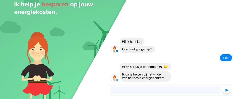 "Overstappen.nl geeft extra service met virtuele assistent ""Lot"""