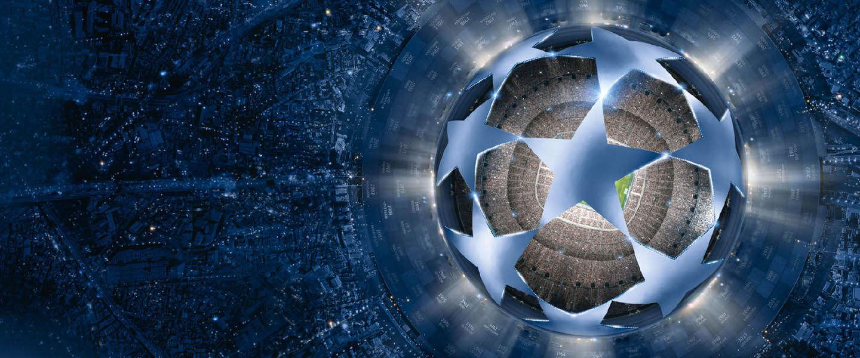 Champions League voetbal komende jaren bij Veronica