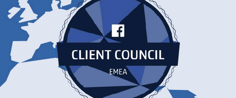 EMEA Client Council van Facebook