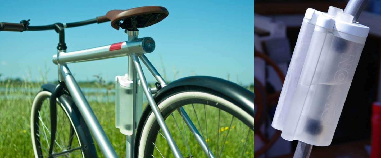 CLIPON: de ideale drinkfles voor op iedere fiets