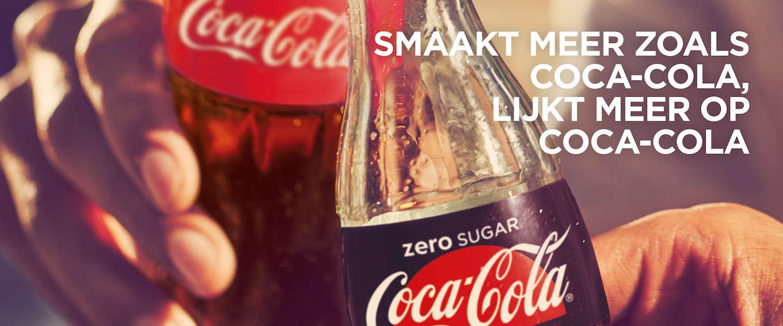 Coca-Cola lanceert Coca-Cola Zero Sugar