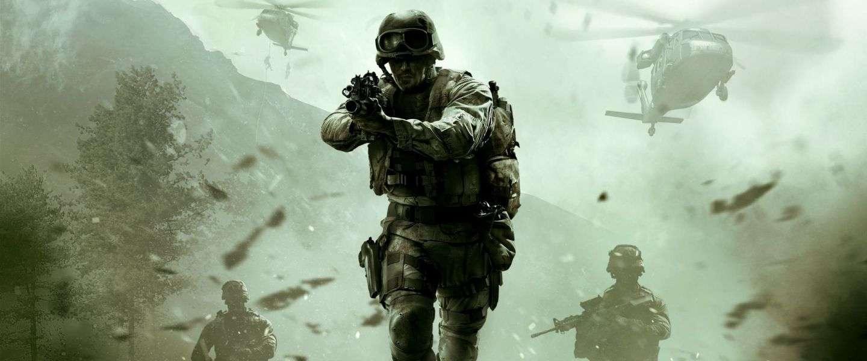 Call Of Duty: Modern Warfare Remastered alsnog los verkrijgbaar