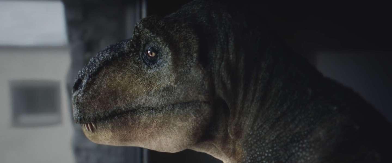 The comeback, T-Rex meets Audi