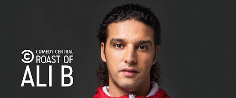 'The Roast of Ali B' eind dit jaar op Comedy Central
