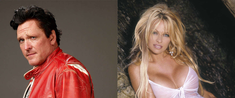 Pamela Anderson en Michael Madsen op Comic Con Amsterdam