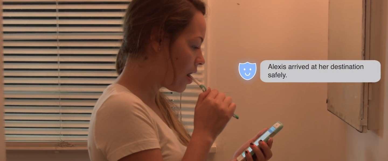 Companion: een app die je veilig naar huis brengt