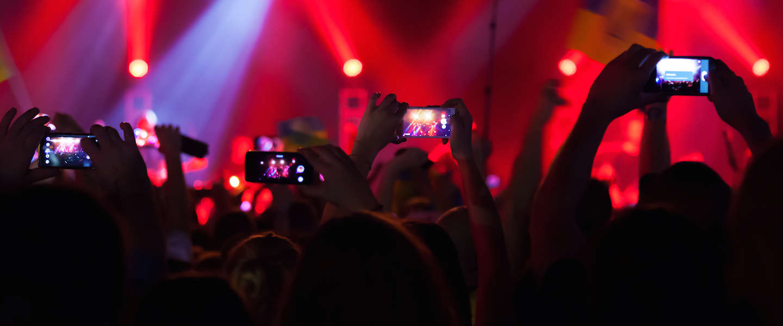 'Een festival bezoeken zonder smartphone is leuker'