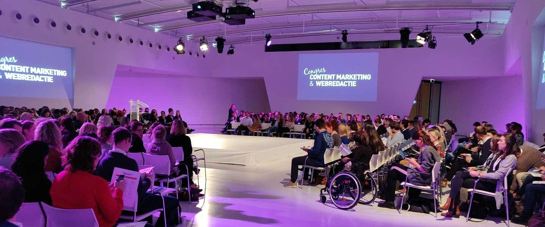 Dit was het Congres Content Marketing & Webredactie 2018