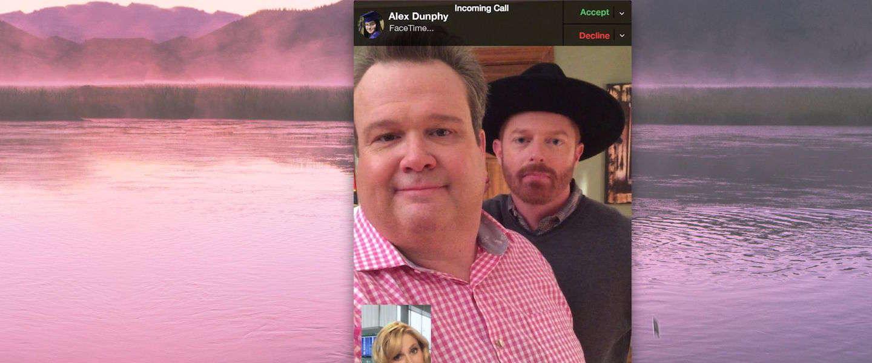 Nieuwe Modern Family aflevering speelt zich volledig af op MacBook Pro