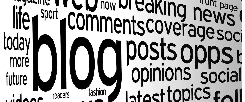 Blogcontent is dood