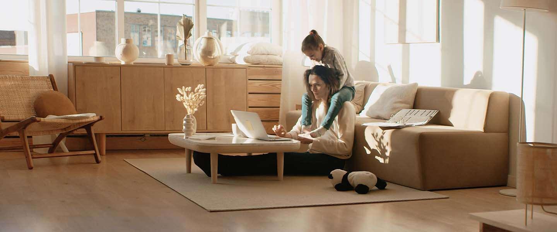 Na de coronacrisis blijven we vaker thuiswerken, maar dat moet wel veilig gebeuren