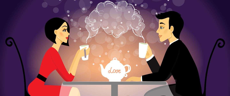 Wandelen Dead dating in het echte leven
