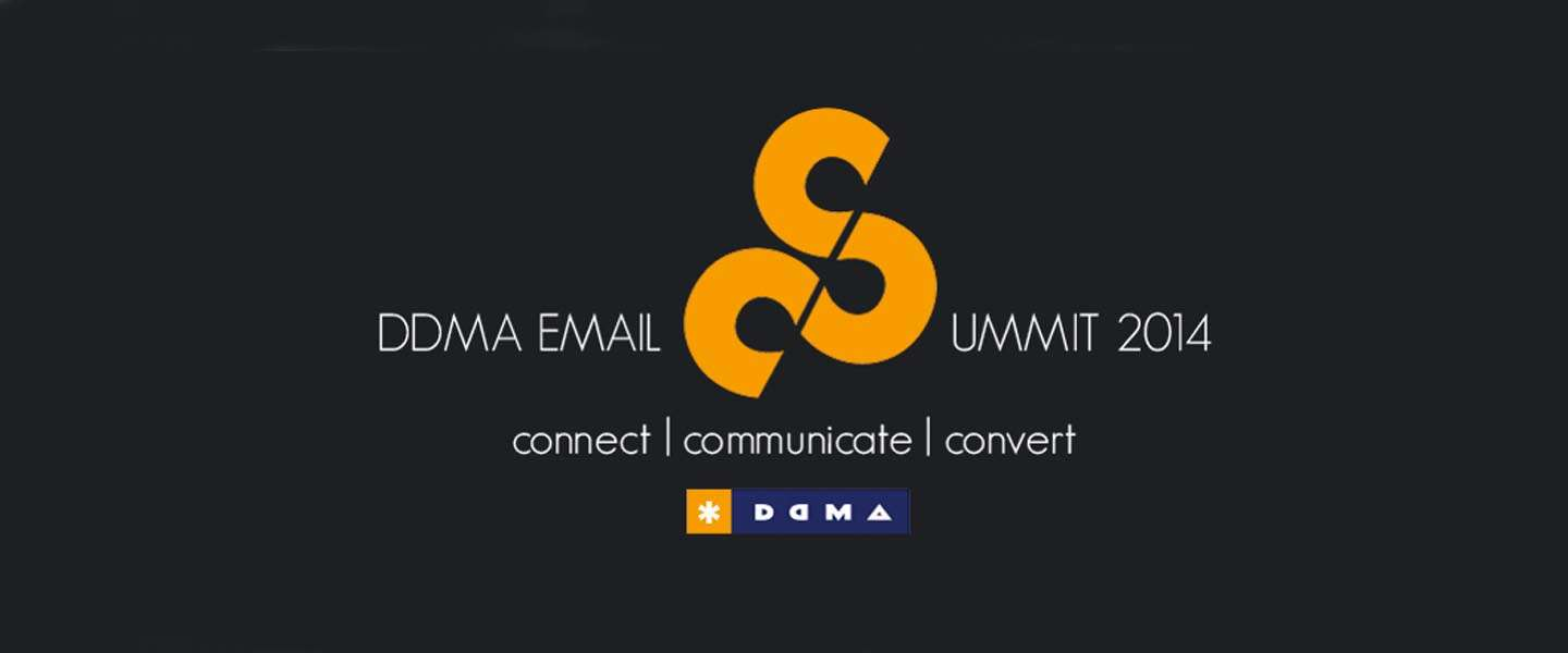 Save the date: DDMA Email Summit 2014