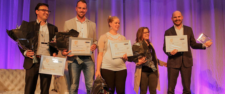 DDMA E-mail Awards 2016: Samsung, Bol(.com) en Albert Heijn winnen