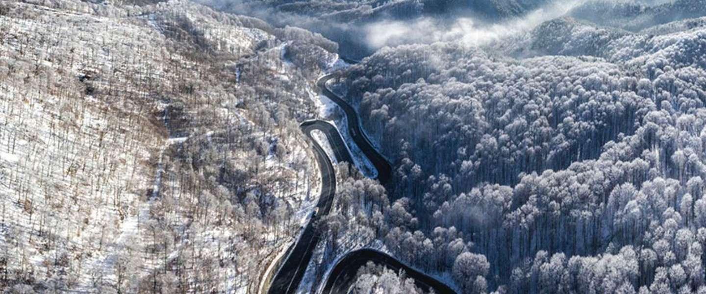 Check de meest indrukwekkende drone-foto's van het afgelopen jaar