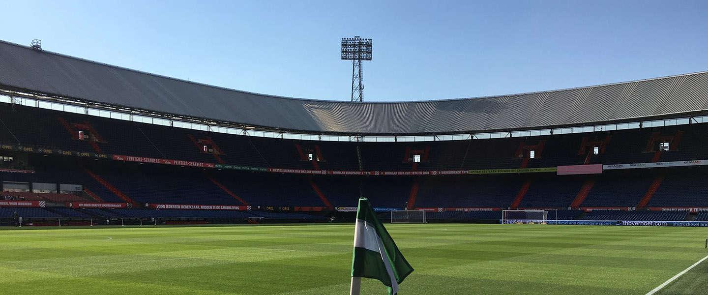 Kampioenskoorts Feyenoord ook online in volle gang