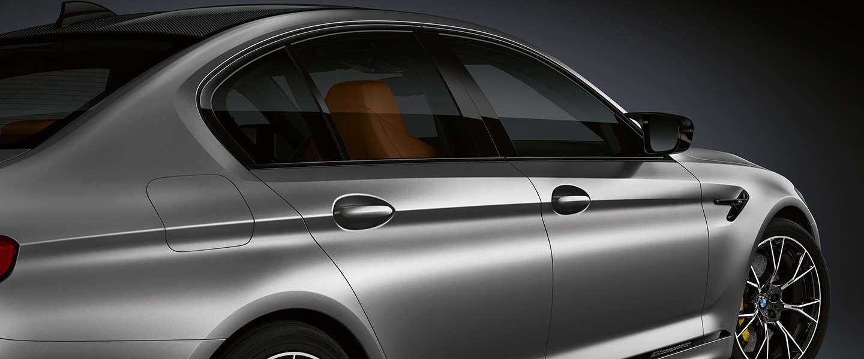 Dit is de nieuwe BMW M5 Competition