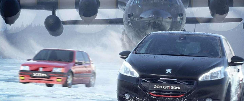 Primeur! The Legend Returns, de nieuwe Peugeot 208 GTI 30th anniversary edition [Video]