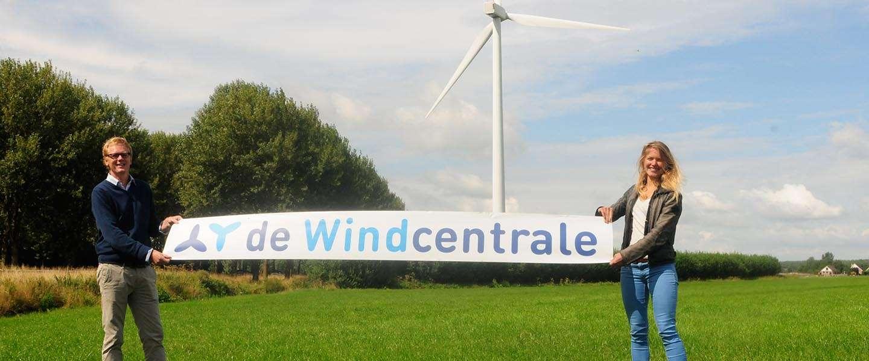 Hoe 'Winddelen' groene energie leuk maakt