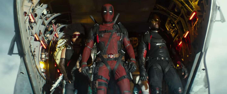 De officiële Deadpool 2 trailer is gewelddadig en grappig