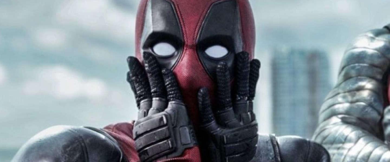 Ryan Reynolds breekt in op de X-Men castmeeting