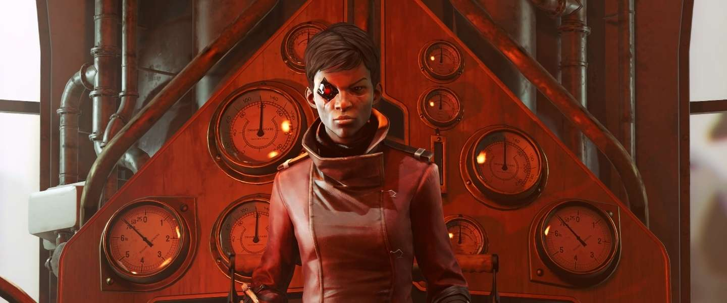 Gamescom 2017: Dishonored: Death of the Outsider