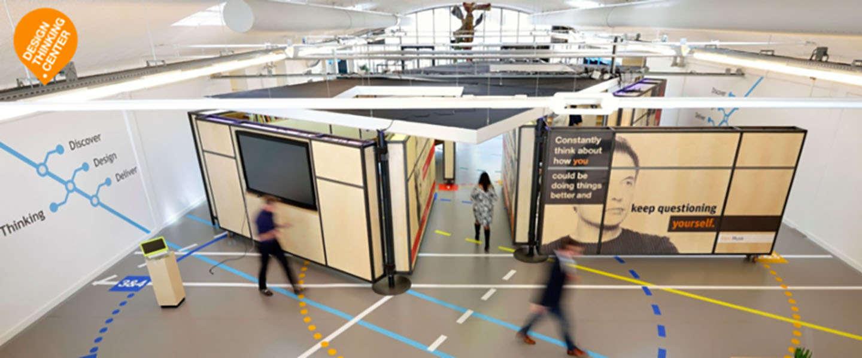 Design Thinking Center moet Nederland innovatiever maken